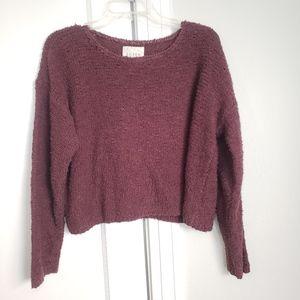 Vintage Eileen Fischer Cropped Sweater